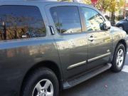 Nissan Armada Nissan Armada SE Off-Road Sport Utility 4-Door
